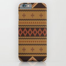 Navajo Pattern Slim Case iPhone 6s