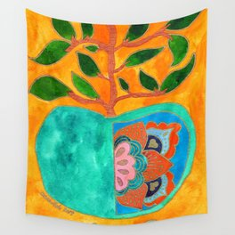 Fruit of Heart's Labour Wall Tapestry