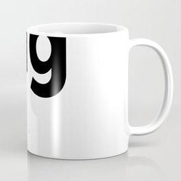 BigC. by Cosmic StatioN Coffee Mug