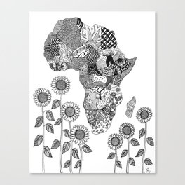 Forever Part of Me Canvas Print