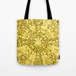 SCATTERED POLKA DOTS Tote Bag