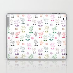 Cacti under the moon Laptop & iPad Skin
