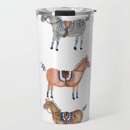 Polo Pony Parade Travel Mug