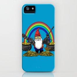 Gnome Guns iPhone Case
