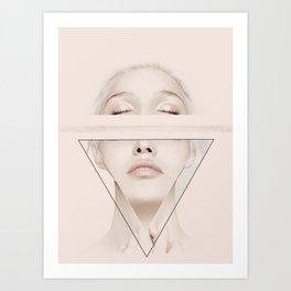 Triange Art Print