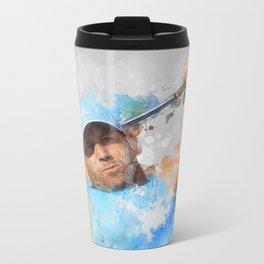 Sergio Garcia Metal Travel Mug