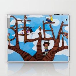BELIEVE tree Laptop & iPad Skin