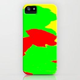 Color Wash iPhone Case