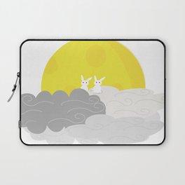 moon rabbit Laptop Sleeve