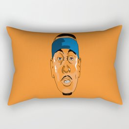 MeloFace Rectangular Pillow