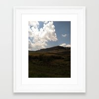 texas Framed Art Prints featuring texas by internet person