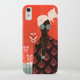 Kalemba II iPhone Case