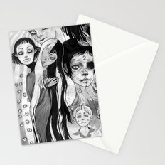 21 eyes Stationery Cards