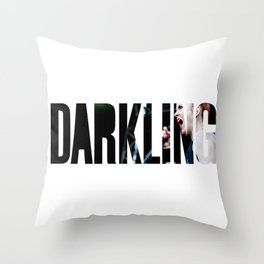 Garbage - 'Darkling' Throw Pillow
