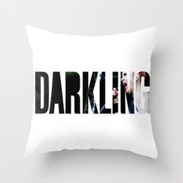 Garbage - 'Darkling' Throw Pillow