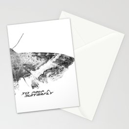 To Pimp a Butterfly Stationery Cards