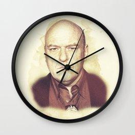 Breaking Bad - Hank Wall Clock