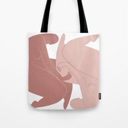 Gemini (May 21 - Jun 21) Tote Bag