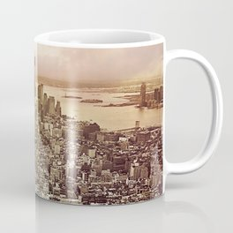 moody Manhattan Coffee Mug
