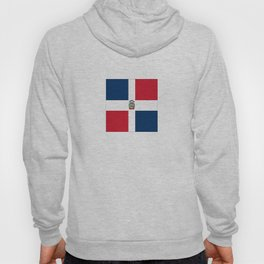 Flag of the dominican republic Hoody