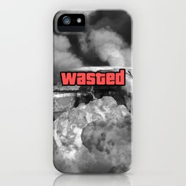 Wasted GTA iPhone Case