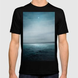 Sea Under Moonlight T-shirt