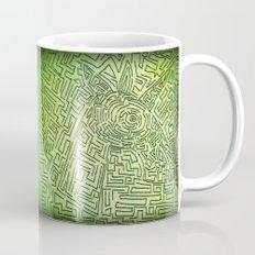 Maze Unicorn Mug