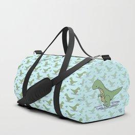 Baby T-Rex Duffle Bag