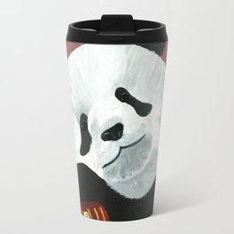 Romantic Panda from Animal Society Travel Mug