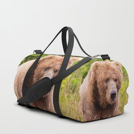 Brown Bear Kodiak Duffle Bag