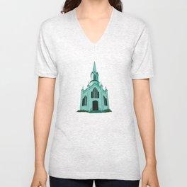 Union Church Unisex V-Neck