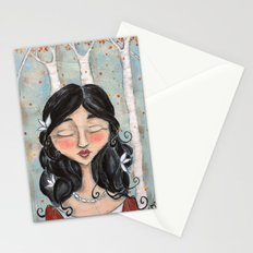 Into Fall Stationery Cards