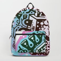 kozmik kandy Backpack