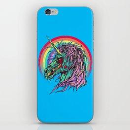 Zombie Unicorn iPhone Skin