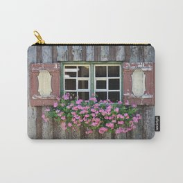 Good Morning Geraniums! Carry-All Pouch