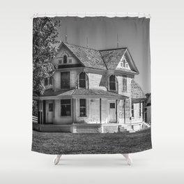 Classic Farmhouse Shower Curtain