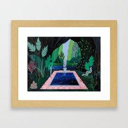 Spellwork Framed Art Print