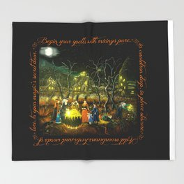 The Lesson Throw Blanket