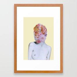 Fit Girl 002 Framed Art Print