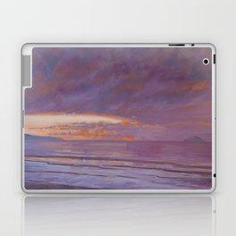 New Year's Day Sunset Laptop & iPad Skin