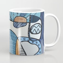 Scratched Below the Surface Coffee Mug
