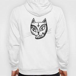 Satan Kitty Hoody