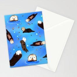 Otterlover Stationery Cards