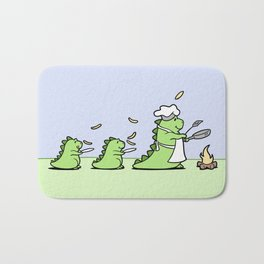 Come and Get It! Bath Mat