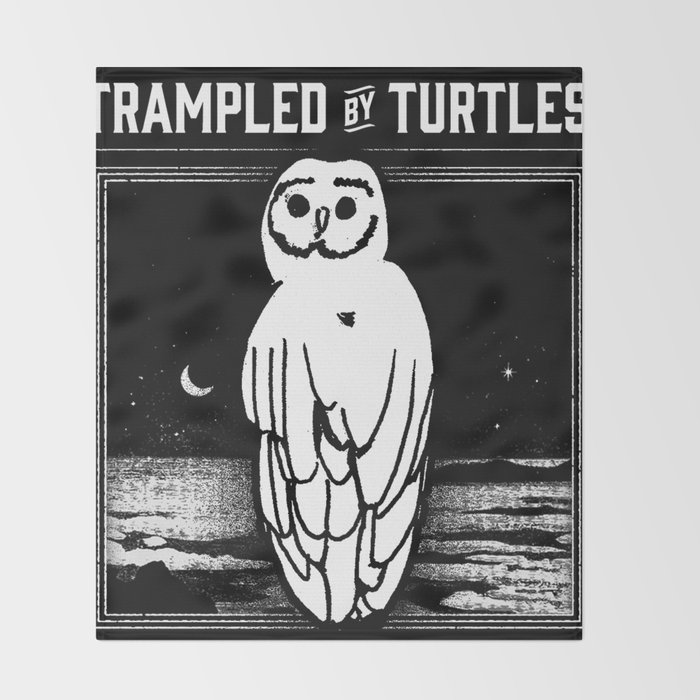Trampled By Turtles Tour 2020.Trampled By Turtles Tour 2019 2020 Nekato Throw Blanket By Vovi125