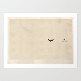 "Smith & Wesson ""moth"" Art Print"