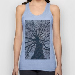 Shield of tree Unisex Tank Top