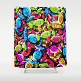 Candy Galore Shower Curtain