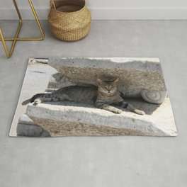 Guardian Of The Ruins Rug