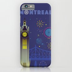 Montreal - Clock Tower iPhone 6s Slim Case
